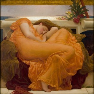 Leighton-Flaming-June