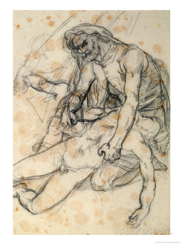 theodore-gericault-a-father-holding-the-body-of-his-son-study-for-the-raft-of-the-medusa