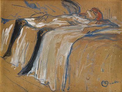 Toulousse Lautrec, Lssitude